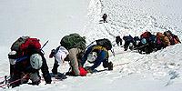 Akklimatizációs túra a Mont Blanc hegységben