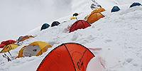 Expedíció a Pamír hegység 7134 m magas Lenin csúcsára