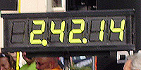 Maratona di Avigliana 2008