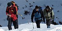 Téli túra a Retyezát hegységben